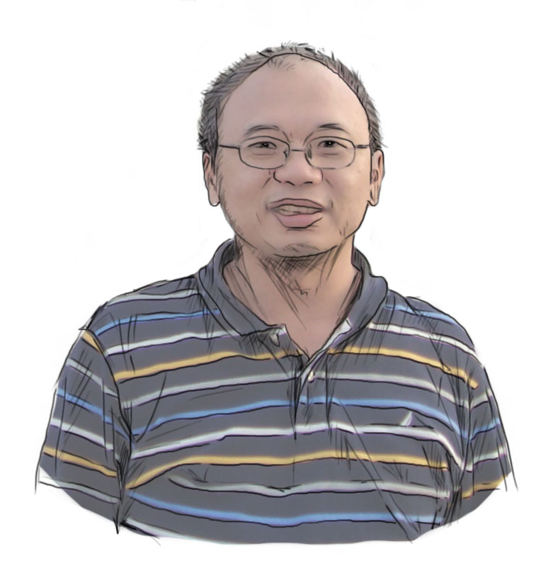 Assistant Professor Kuo-Lung Hung